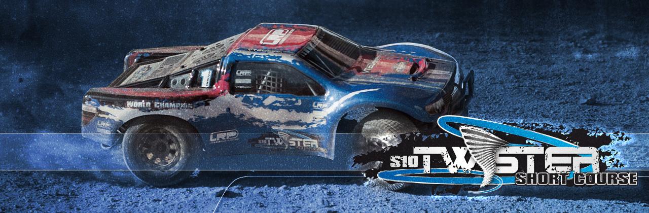 S10 Twister 2WD SC Truck - 1/10 Elektro 2WD 2,4GHz SC Truck